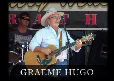 Graeme Hugo
