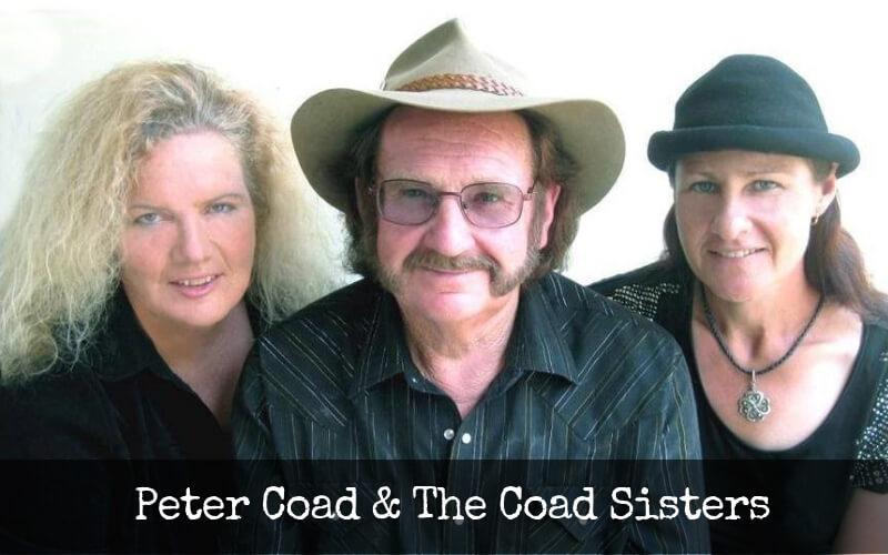 Peter Coad & The Coad Sisters