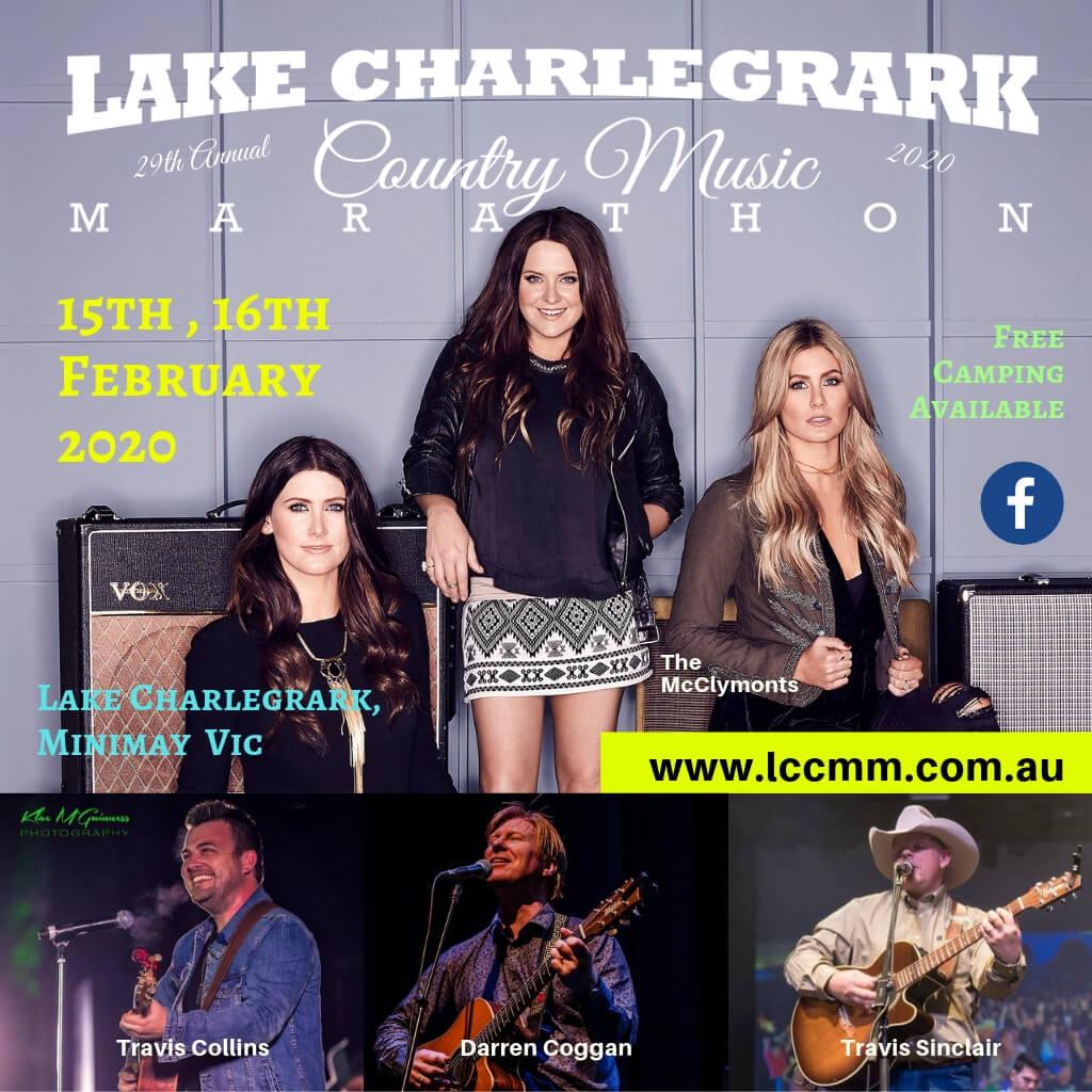 Lake Charlegrark Country Music Marathon